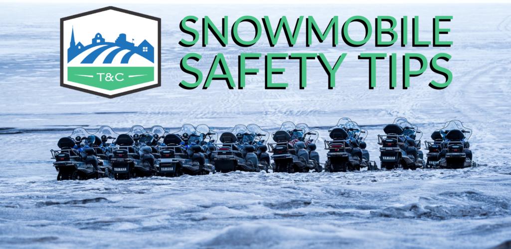 MN Snowmobile Season Safety