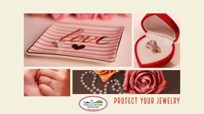 Have some new jewelry in the house? Protect it!