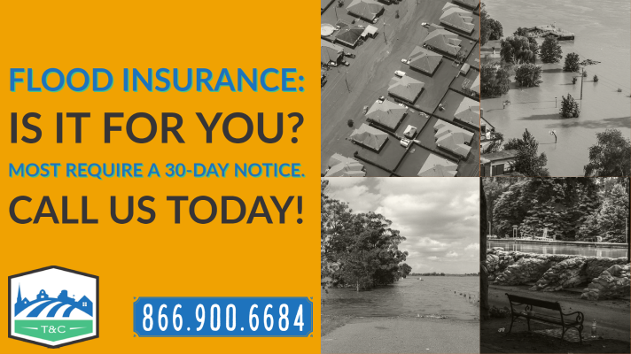 Flood Insurance – Is it for you?