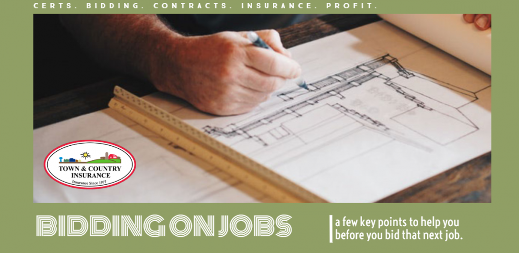 Are you a Contractor bidding on jobs?