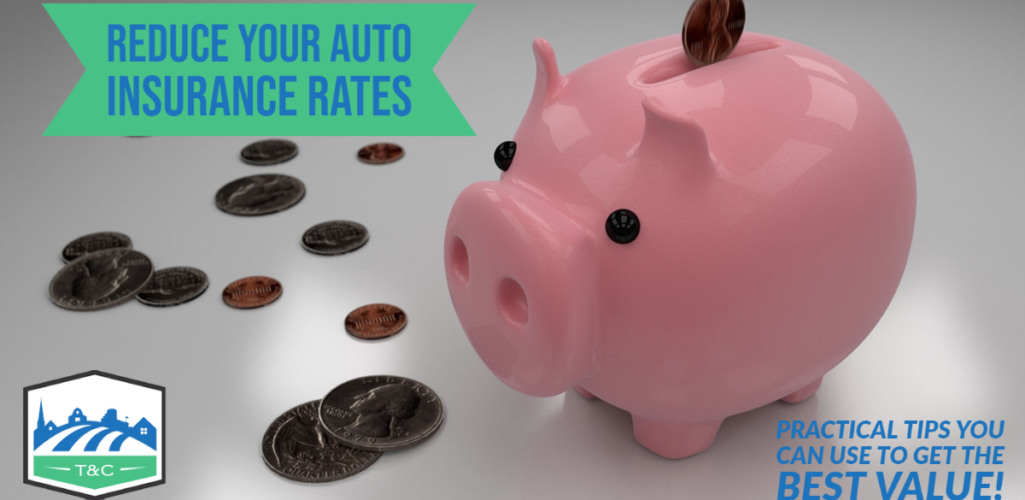 Reduce Your Auto Insurance Rates