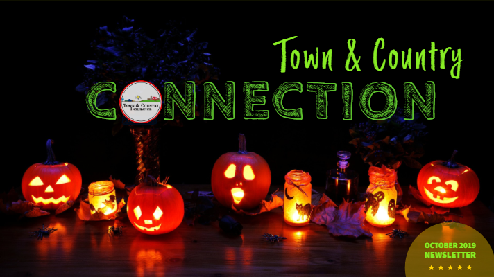 Town & Country Connection – October 2019 Newsletter