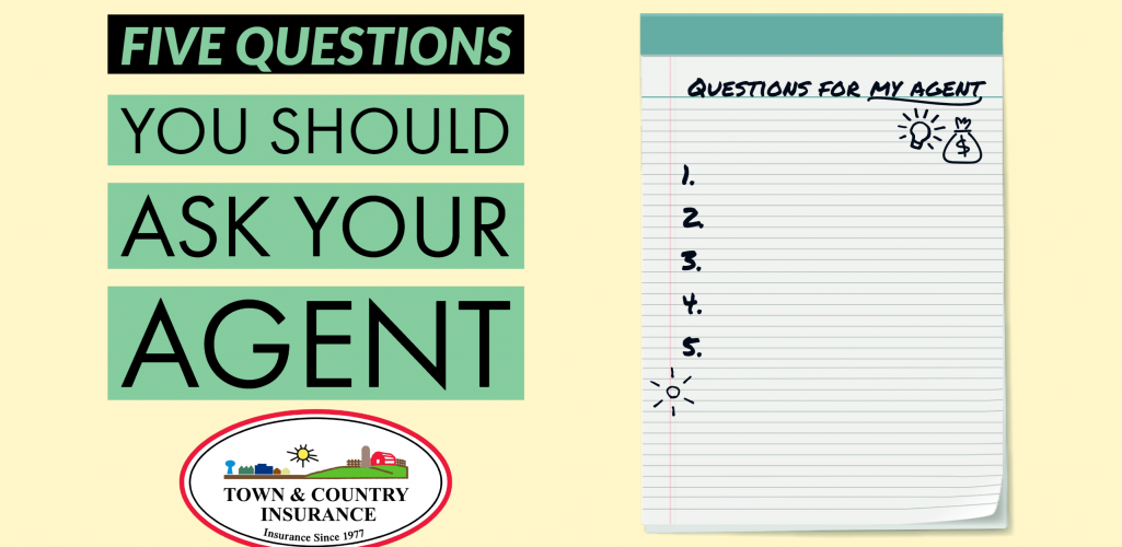 Five Q's to ask your Agent