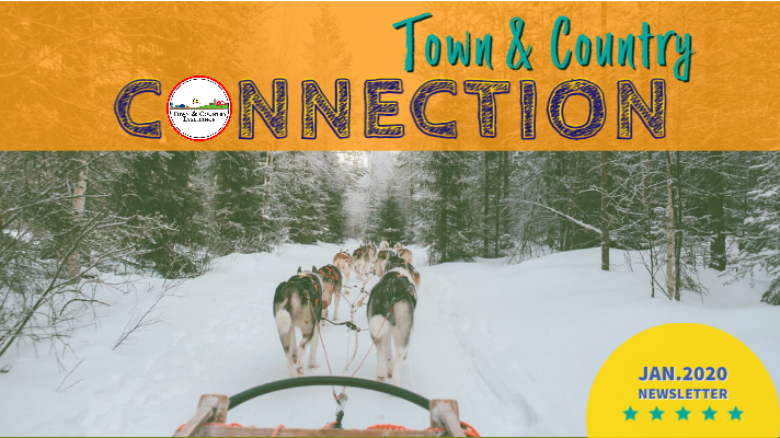Town & Country Connection – JAN 2020