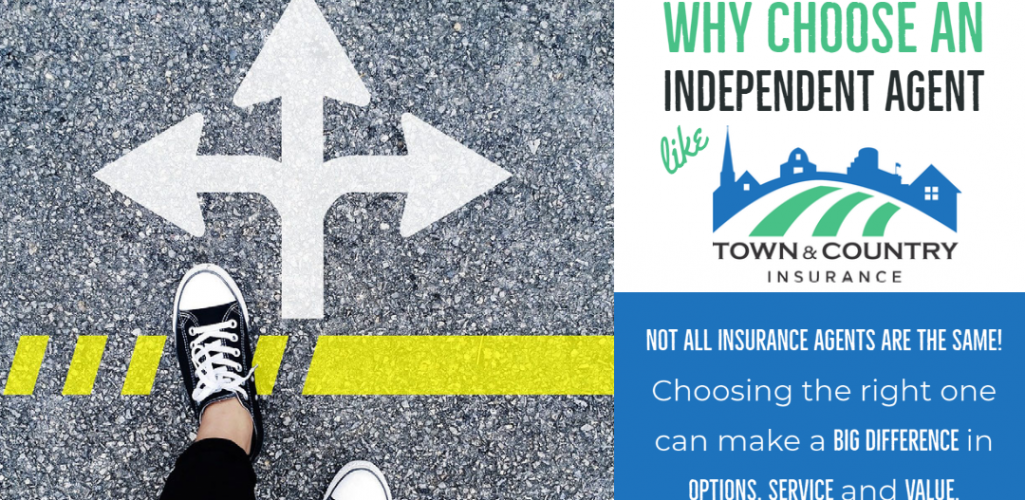 Why Choose An Independent Agent?