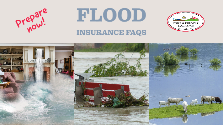 Flood Insurance FAQs