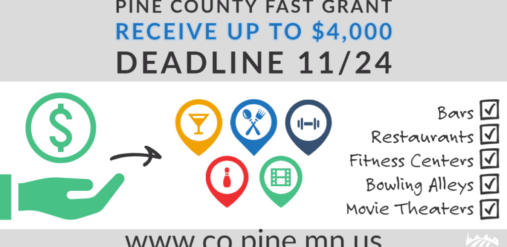 Pine County Fast Grant