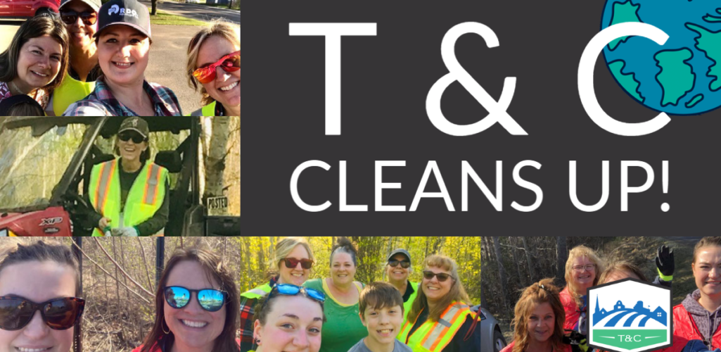 T&C Cleans Up