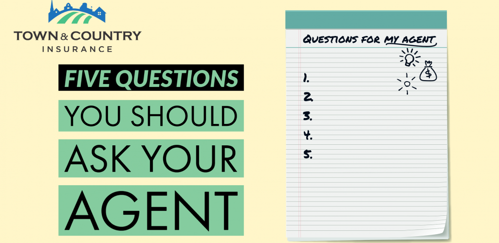 Five Questions To Ask Your Agent