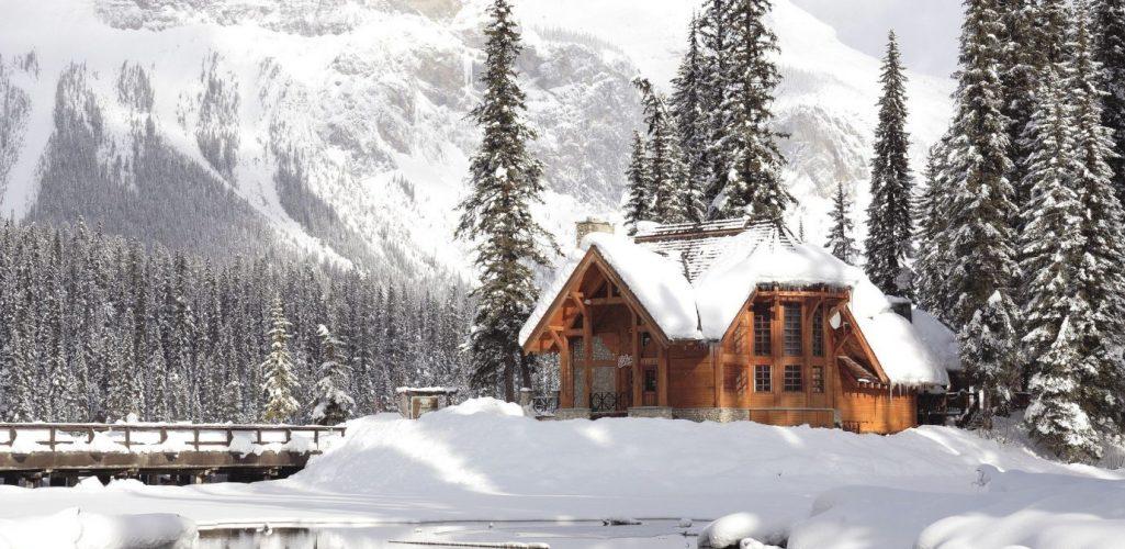 Winterizing your Summer Cabin